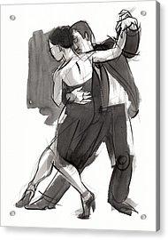Tango 9 Acrylic Print