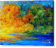 Memories Of Summer Acrylic Print
