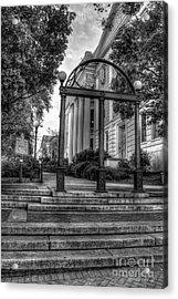 The Arch 5 University Of Georgia Arch Art Acrylic Print