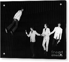 The Beatles, 1964 Acrylic Print