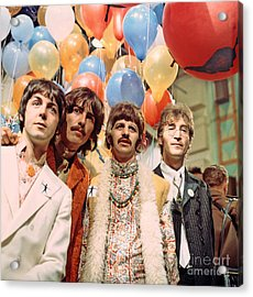 The Beatles Sgt. Pepper Release Party Acrylic Print