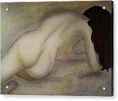 The Beauty Of Quiet Acrylic Print by Bridgette  Allan