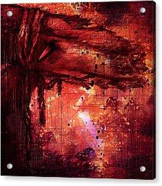 The Beloved Acrylic Print by Rachel Christine Nowicki