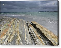 The Berneray Coast Acrylic Print