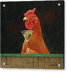 The Cocktail... Acrylic Print