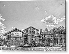The Cotton Gin Village Acrylic Print