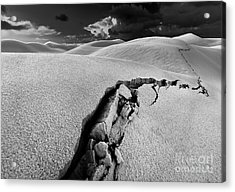 The Crack Of Dawn Acrylic Print