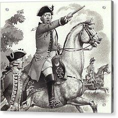 The Duke Of Cumberland Acrylic Print by Pat Nicolle