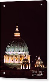 The Father Of All Domes II Acrylic Print by Fabrizio Ruggeri