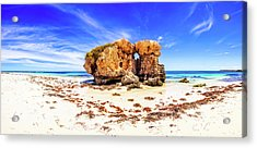 The Sentry, Two Rocks Acrylic Print