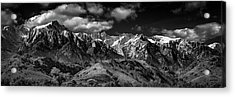 The Majestic Sierras Acrylic Print
