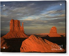 The Mittens Acrylic Print