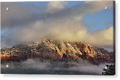 The Morning After Acrylic Print