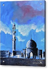 The Mosque Acrylic Print