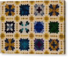 The Patchwork Of The Crosses Acrylic Print