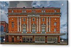 The Perot Theatre Acrylic Print by Mountain Dreams
