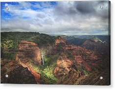 There Are Wonders Acrylic Print