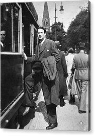 Thomas Wolfe (1900-1938) Acrylic Print by Granger