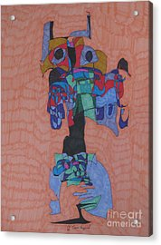 Thunderbird Acrylic Print by James Sheppardiii