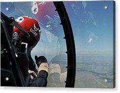 Thunderbirds Photo Acrylic Print