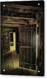 Tipton Cabin Acrylic Print