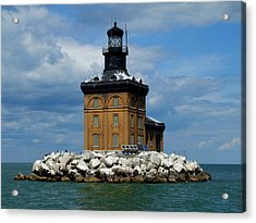 Toledo Harbor Lighthouse Acrylic Print