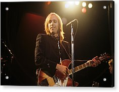 Tom Petty Acrylic Print