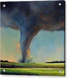 Tornado On The Move Acrylic Print