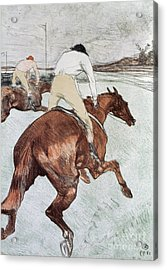 Toulouse-lautrec, 1899 Acrylic Print by Granger