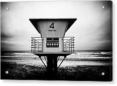 Tower 4 Acrylic Print by Tanya Harrison