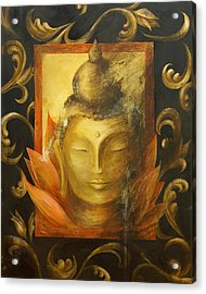 Acrylic Print featuring the painting Transcendence by Dina Dargo