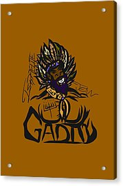 Tribe Of Gad Acrylic Print