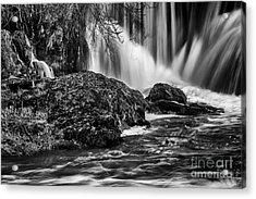 Tumwater Falls Park#1 Acrylic Print