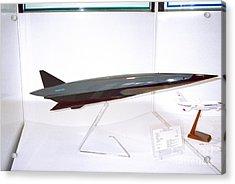 Tupolev Tu-2000 Concept Aircraft Acrylic Print by RIA Novosti