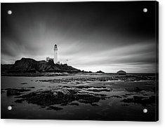 Turnberry Lighthouse Acrylic Print