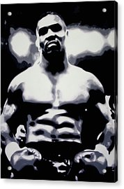 Tyson Acrylic Print