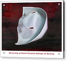 University Of South Carolina College Of Nursing Acrylic Print