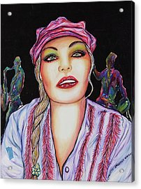 Untitled Acrylic Print by Joseph Lawrence Vasile