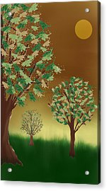 Untitled Tree Acrylic Print