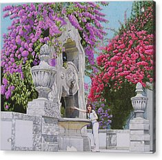Vacation In Portugal Acrylic Print