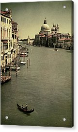 Venice Acrylic Print by Cambion Art