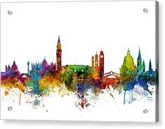 Venice Italy Skyline Acrylic Print