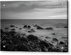 Ventnor Coast Acrylic Print