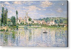 Vetheuil In Summer, 1880 Acrylic Print by Claude Monet