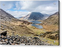View From Glyder Fawr Acrylic Print