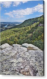 View From Sunset Rock 6 Acrylic Print