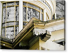 Vintage Architecture Acrylic Print by JAMART Photography
