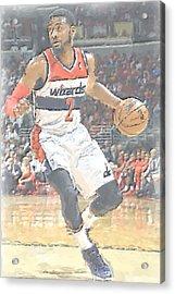 Washington Wizards John Wall Acrylic Print