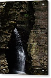 Watkins Glen  Acrylic Print by InTheSane DotCom