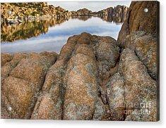 Watson Lake Arizona 15 Acrylic Print